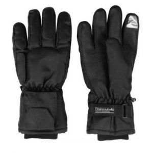 Dual Fuel Basic Battery Heated Gloves With Free Heat Packs - Large