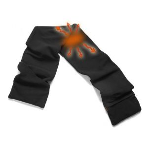 Warmawear Battery Operated Heated Scarf With Free Toe Warmers