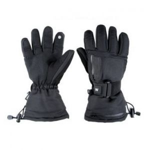 Dual Fuel Burst Power Battery Heated Ski Gloves With Free Heat Packs - by Warmawear